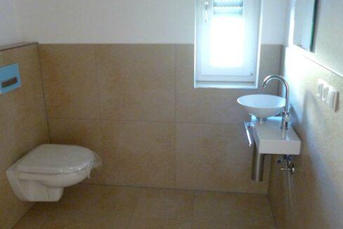 Haus Uriel-Tiefenbach Gäste WC