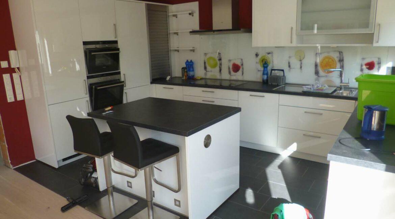 Haus Uriel-Tiefenbach-Küche