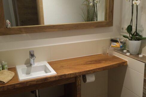 Badimpression WC Haus Asinel
