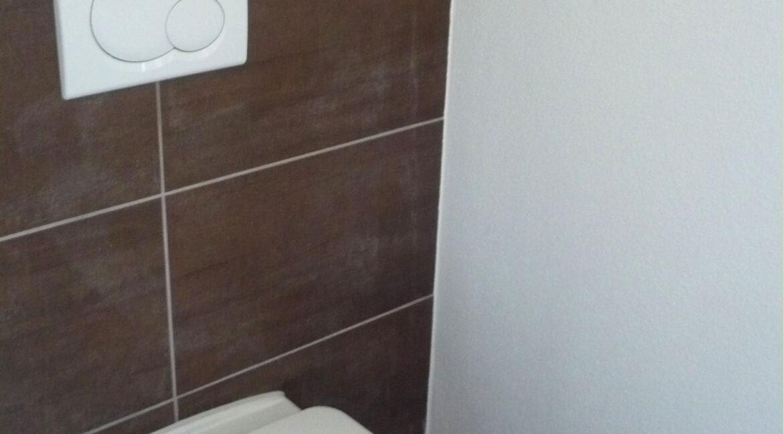 Haus Anael Juli-WC im Bad