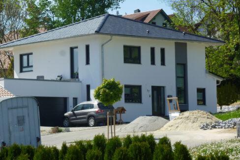 Haus Lelahel-Nordseite