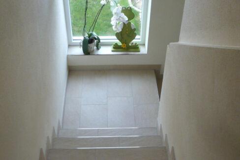 Haus Martinius-Treppenabgang