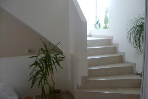 Haus Martinius-Treppenaufgang
