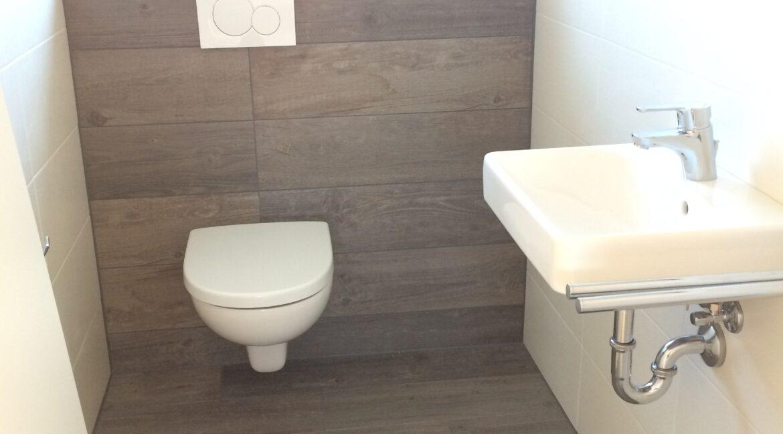Haus Phanuel WC oben