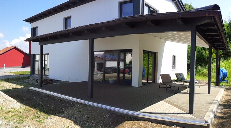 Haus Ramaela Terrasse